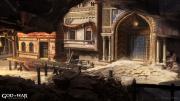 God of War: Ascension: Neue Konzeptzeichnungen zum Kratos Titel