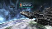 Sol: Exodus: Screenshot zum Titel.