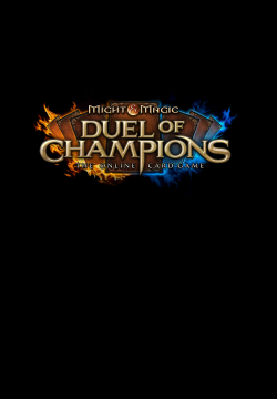 Logo for Might & Magic: Duel of Champions