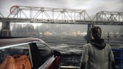 Alan Wake: Ingame Screen aus dem Action-Thriller-Spiel