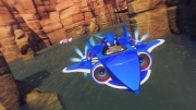 Sonic & All-Stars Racing Transformed: Erstes Bildmaterial aus dem Funracer