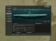 Silent Hunter Online: Offizieller Screen zum Browsergame.