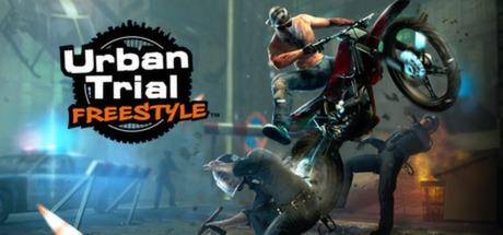 Logo for Urban Trial Freestyle