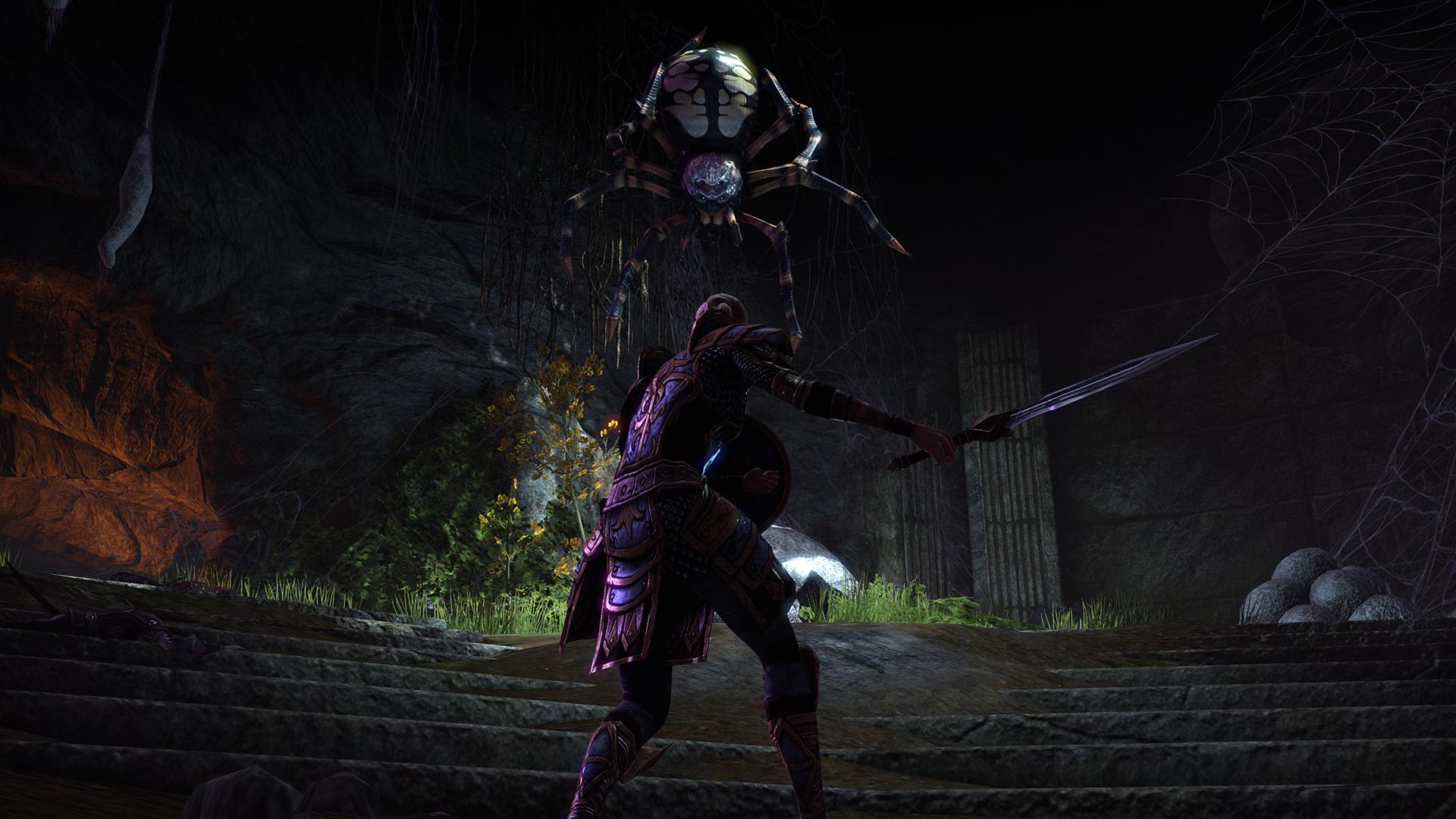 The Elder Scrolls Online: Neue Screens aus Tamril.