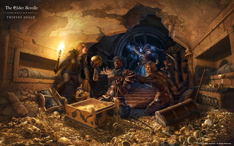 The Elder Scrolls Online: Screenshots Januar 16