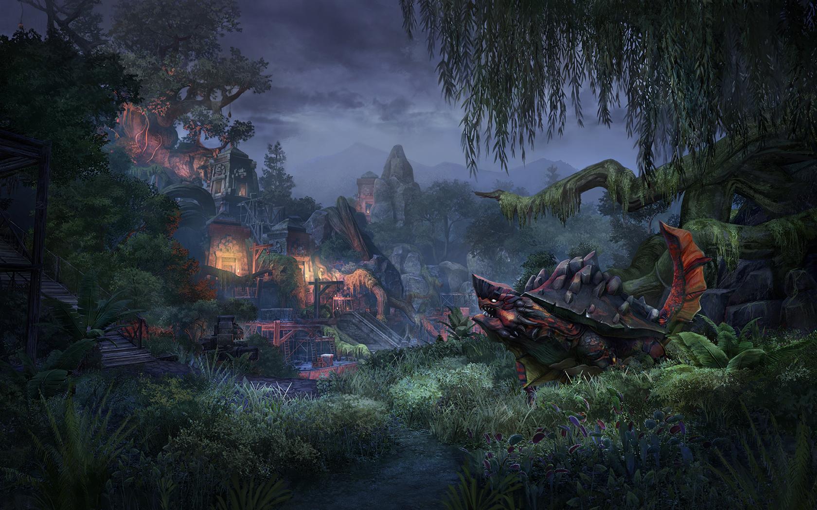 The Elder Scrolls Online: Screenshot Juni 16