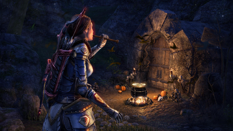 The Elder Scrolls Online: Feiertages Event