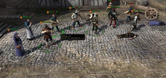 PC Test - Legends of Eisenwald Bleibt bei der heutigen F�lle an Videospielen �berhaupt noch Platz f�r Rollenspiele nach alter Manier? Wir finden schon und haben ein gutes im Test.