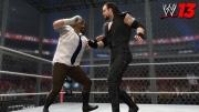 WWE 13: Erste Screenshots und Artwork