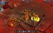 Legends Of Dawn: Screenshot aus dem Fantasy-RPG