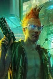 Cyberpunk 2077: Erste Artworks zum kommenden RPG von CD Projekt.