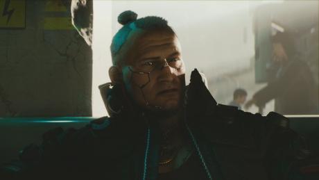 Cyberpunk 2077: E3 2018 - Microsoft PK - Videostills