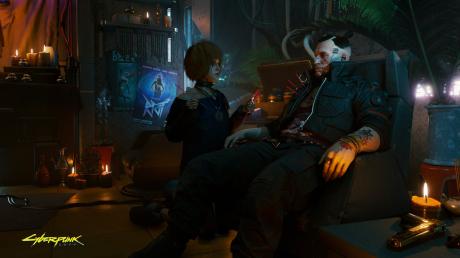 Cyberpunk 2077: Neue Screens zum kommenden  Cyberpunk 2077.