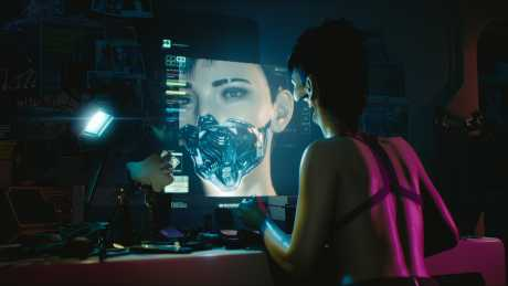 Cyberpunk 2077: Screen zum Spiel Cyberpunk 2077.