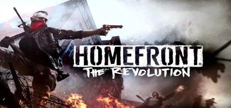 Logo for Homefront: The Revolution