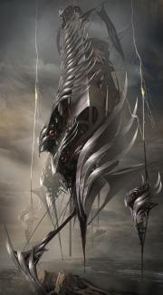 Rift: Storm Legion: Offizieller Artwork zum ersten Addon.