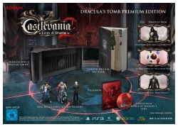 Castlevania: Lords of Shadow 2: Dracula's Tomb Premium Edition