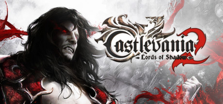 Logo for Castlevania: Lords of Shadow 2