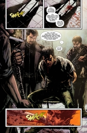 Splinter Cell: Blacklist: Screenshot zur Graphic-Novel Splinter Cell Echoes