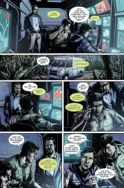 Splinter Cell: Blacklist: Screenshot zur Graphic-Novel Splinter Cell Echoes