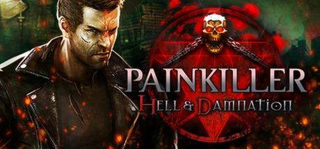 Logo for Painkiller: Hell & Damnation