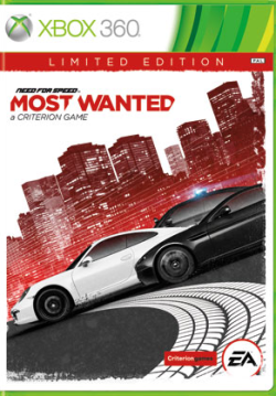 Logo for Need for Speed: Most Wanted 2012