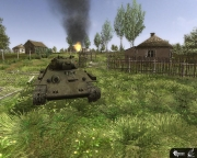 Steel Fury: Kharkov 1942: Screenshot aus der Panzer-Simulation Steel Fury: Kharkov 1942