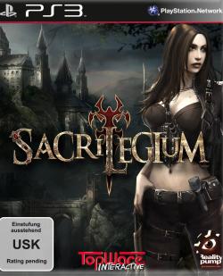 Logo for Sacrilegium