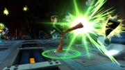 Ben 10: Omniverse: Screen zum kommenden Beat em Up Abentuer.