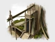 Broken Sea: Neue Concept Arts aus dem party-based taltical RPG.
