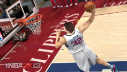 NBA 2K13: Screenshot zum Titel.