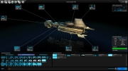 Endless Space: Screen zum Indi Strategie Titel von Amplitude Studios.
