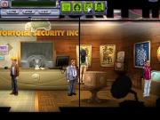 Resonance: Screen zum Retro Adventure.