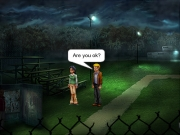 Resonance: Screen zum Retro Adventure.