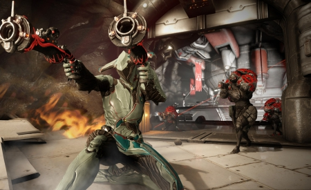 Warframe: The War Within