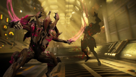 Warframe: Glast Gambit-Update