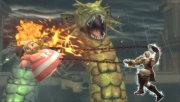 PlayStation All-Stars Battle Royale: Screenshot aus der Vita-Fassung des Titels