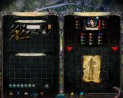 Eador: Masters of the Broken World: Seinen Helden kann man auch gut ausrüsten...