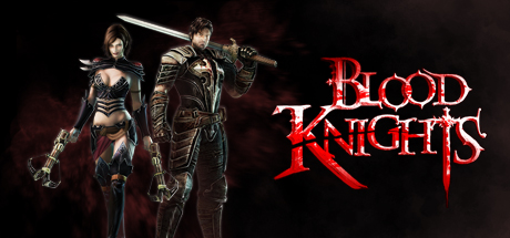 Logo for Blood Knights