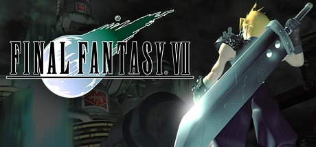 Logo for Final Fantasy VII