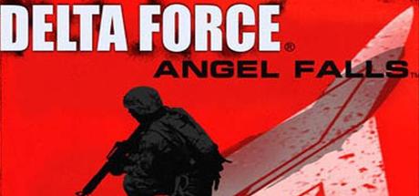 Logo for Delta Force: Angel Falls