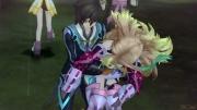 Tales of Xillia: Screen zum Spiel aus der japanischen Version.
