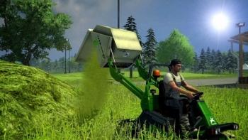test zum spiel landwirtschafts simulator 2013 pfl gen s en d ngen und ernten auf konsole. Black Bedroom Furniture Sets. Home Design Ideas