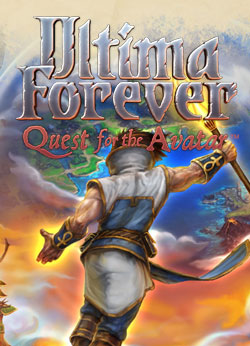 Logo for Ultima Forever: Quest for the Avatar