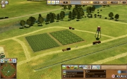 Landwirtschafts-Gigant: Screenshot aus der Bauern-Simulation