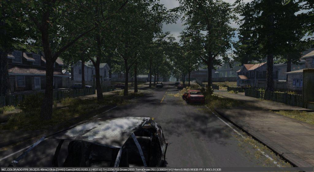 The War Z: Neuer Screenshot zum kommenden Survivalspiel