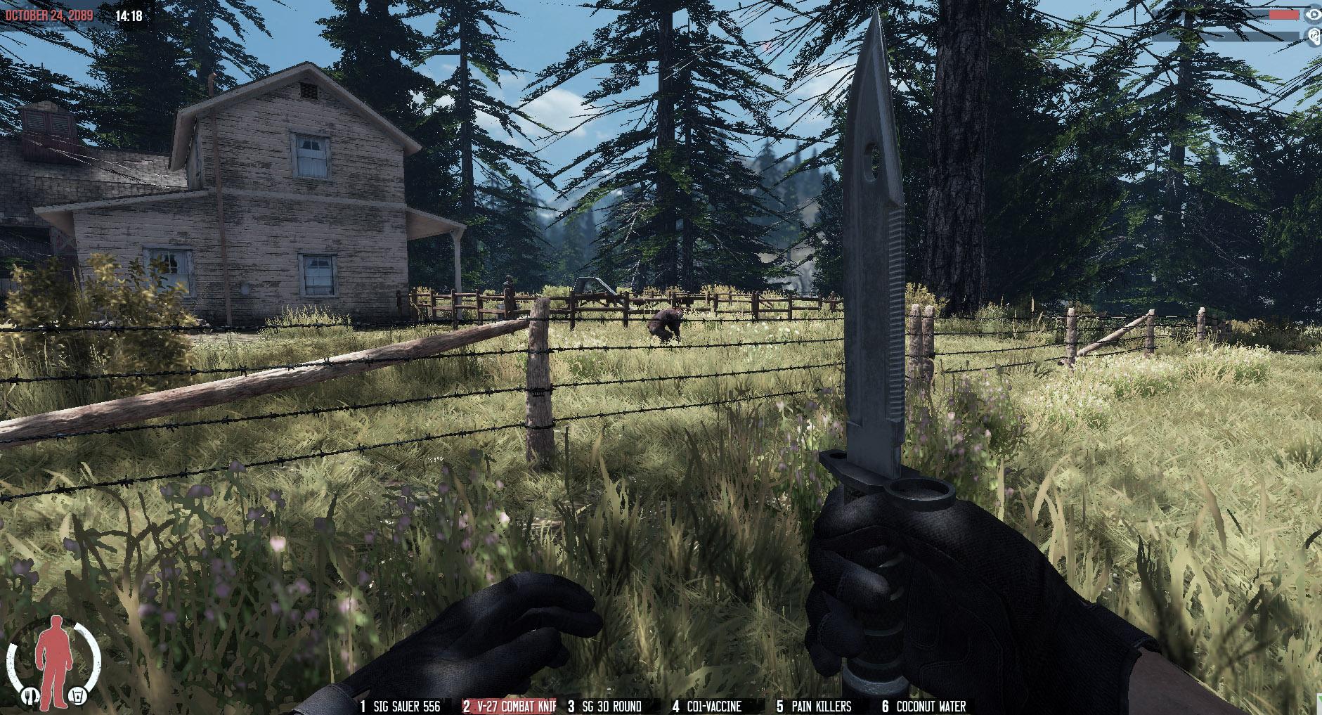 The War Z: Weiterer Ingame-Screenshot aus dem Zombie-Survival-MMO