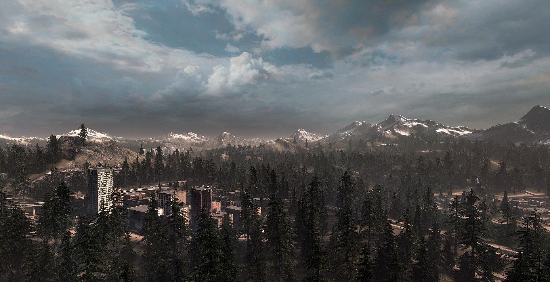 The War Z: Screenshot zur Map