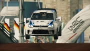 WRC 3: FIA World Rally Championship: Polo-Screenshot aus dem Rallyespiel