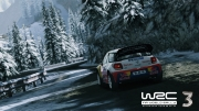 WRC 3: FIA World Rally Championship: Screenshot aus dem Rallyespiel
